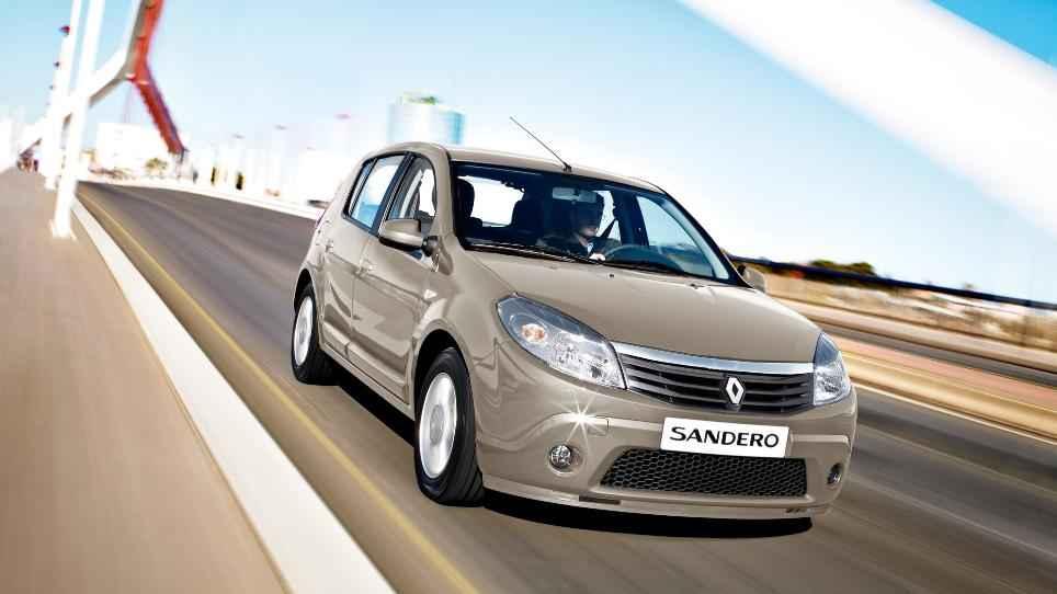 Выгода при покупке Renault Sandero