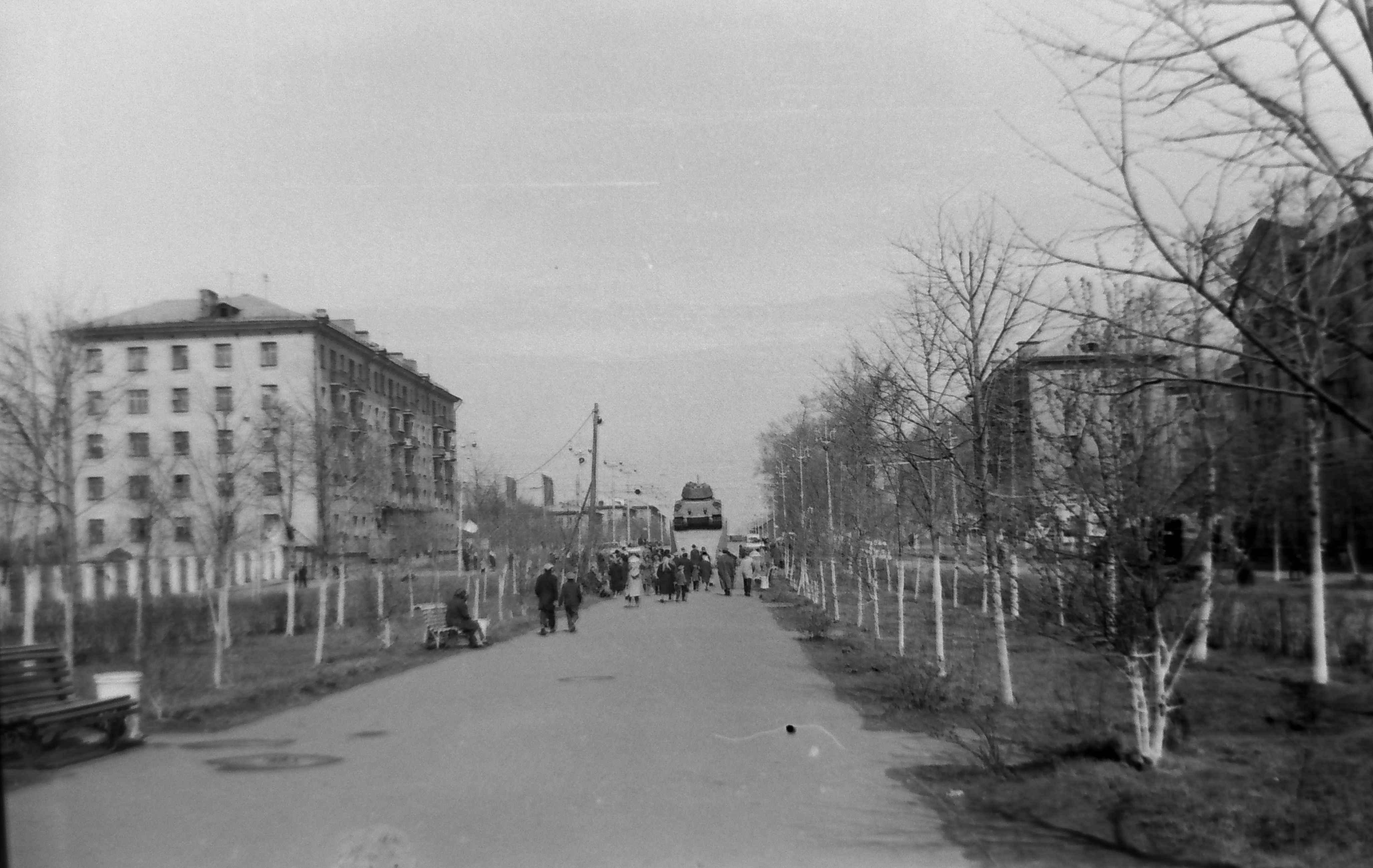 История одной фотографии: почему кировский танк не дошел до Берлина?