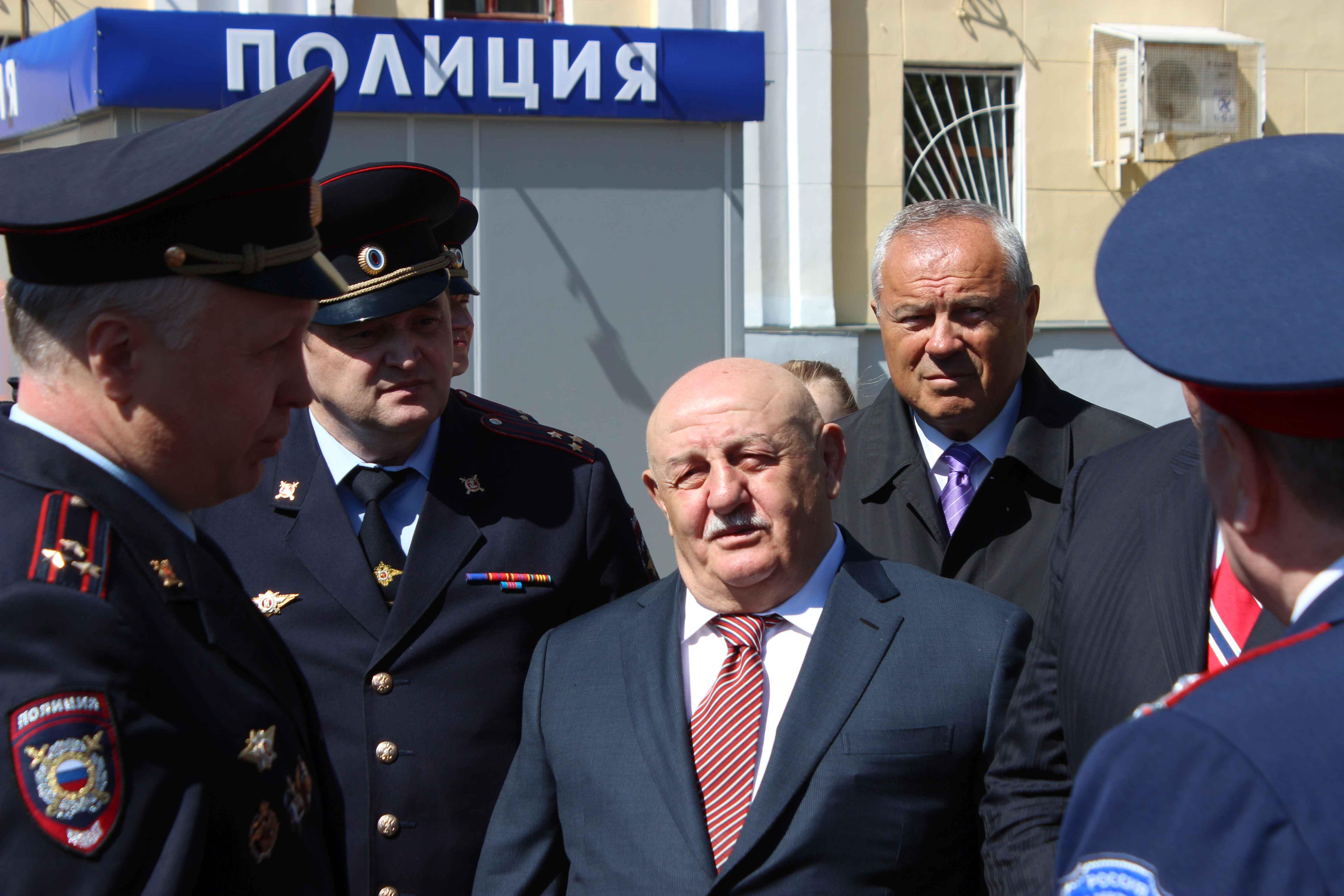 Кировские полицейские показали «островки безопасности»