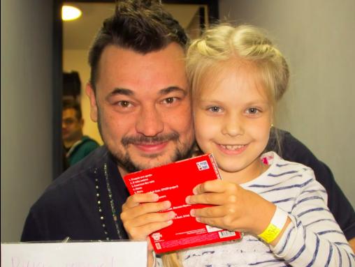 Звезды шоу-бизнеса вдохновляют кировских детей-инвалидов