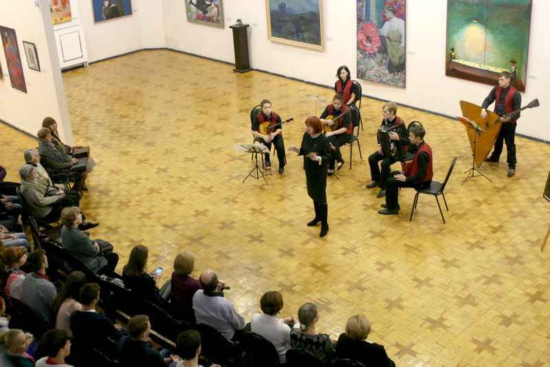 29 сентября отмечаем День музыки в музее