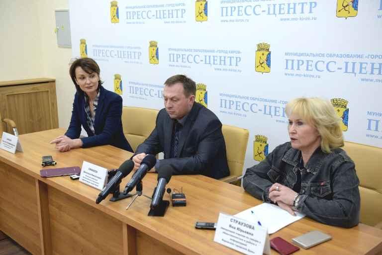 Кировчанам предлагают проголосовать за места для новых скверов