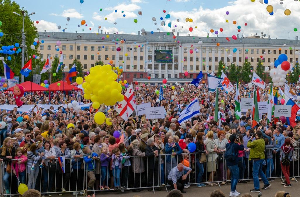 Стала известна программа Дня города в Кирове