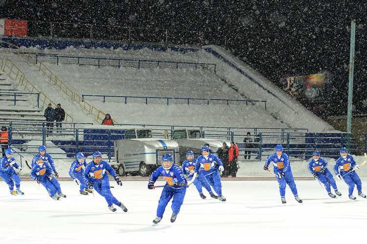 Кировская «Родина» проиграла стартовый матч чемпионата