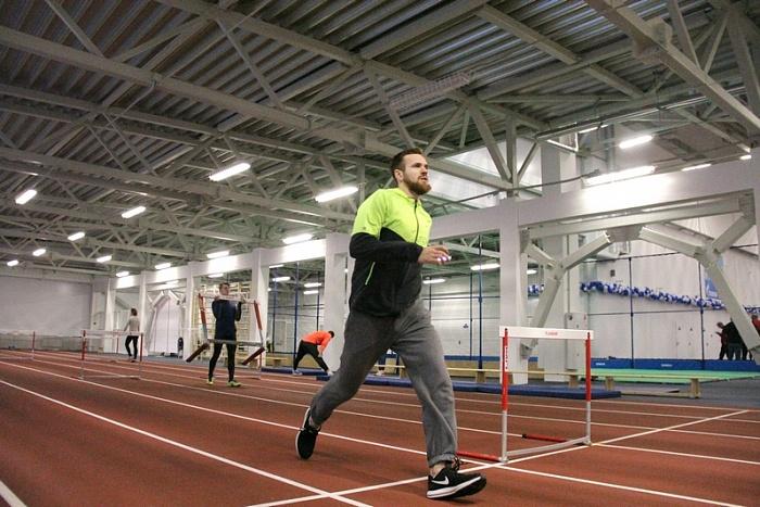 В Кирове пройдут всероссийские соревнования по легкой атлетике