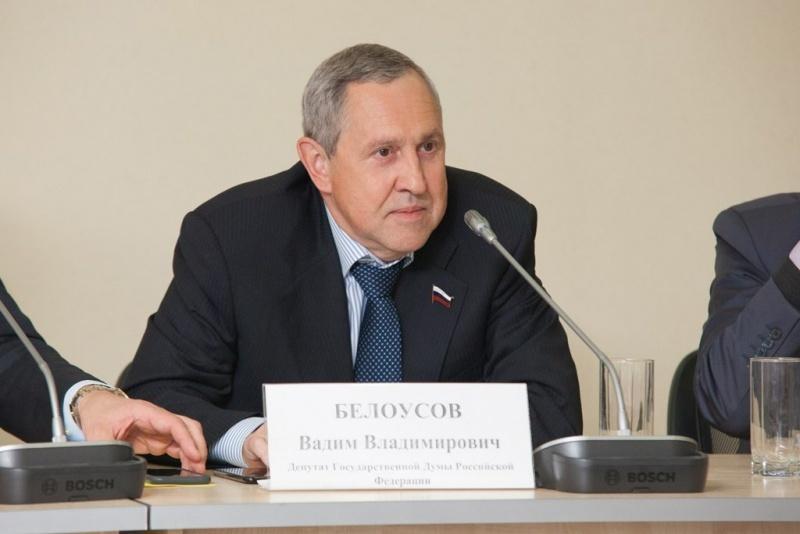 Депутата Госдумы от Кировской области задержали за взятку в три миллиарда рублей