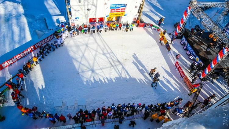 В Кирове пройдёт Чемпионат мира по ледолазанию