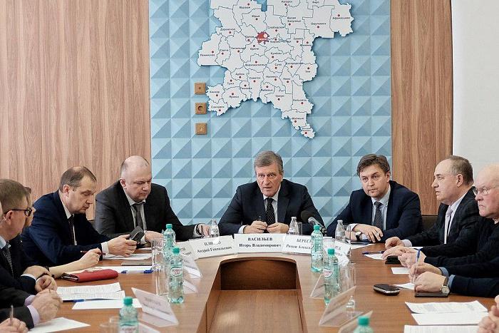 Доходы Игоря Васильева за прошлый год выросли на 100 тысяч