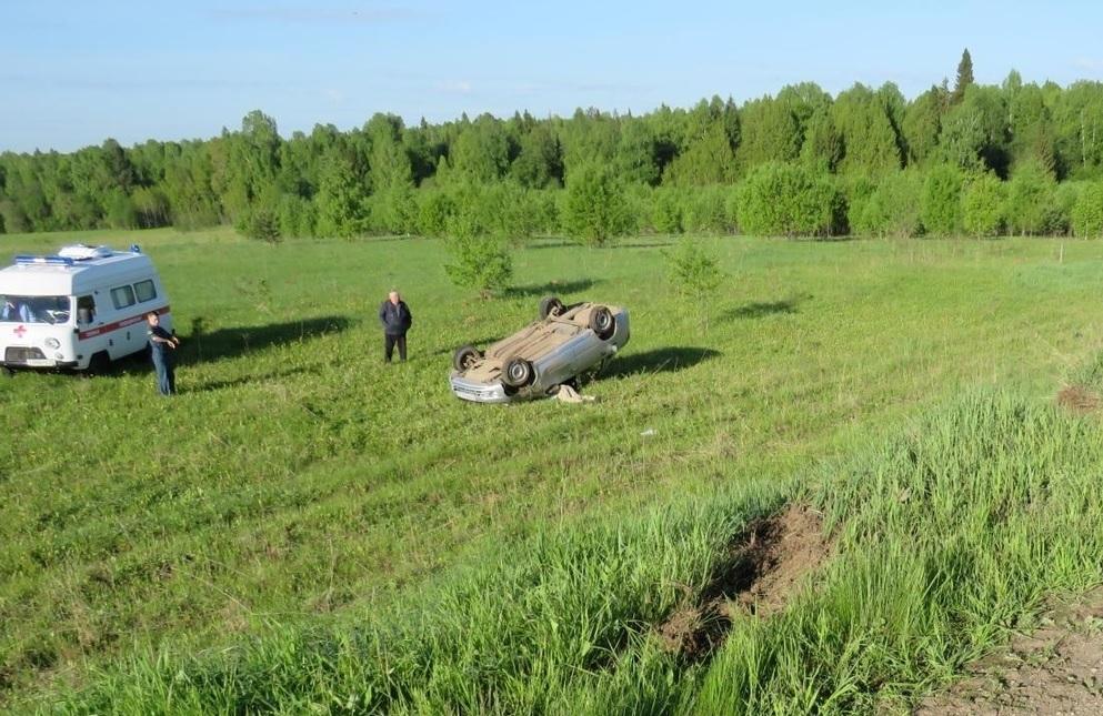 В Кильмезском районе погиб водитель «Лады»