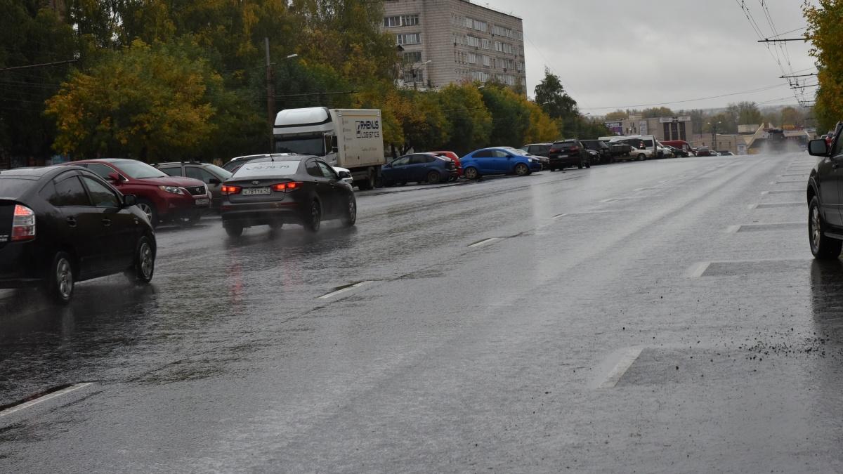 В Кирове с замечаниями приняли Октябрьский проспект после ремонта