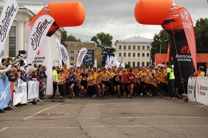 8 сентября в Кирове пройдет марафон «Вятские холмы»