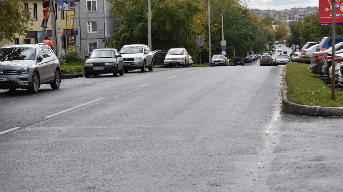 В Кирове приняли после ремонта еще две улицы