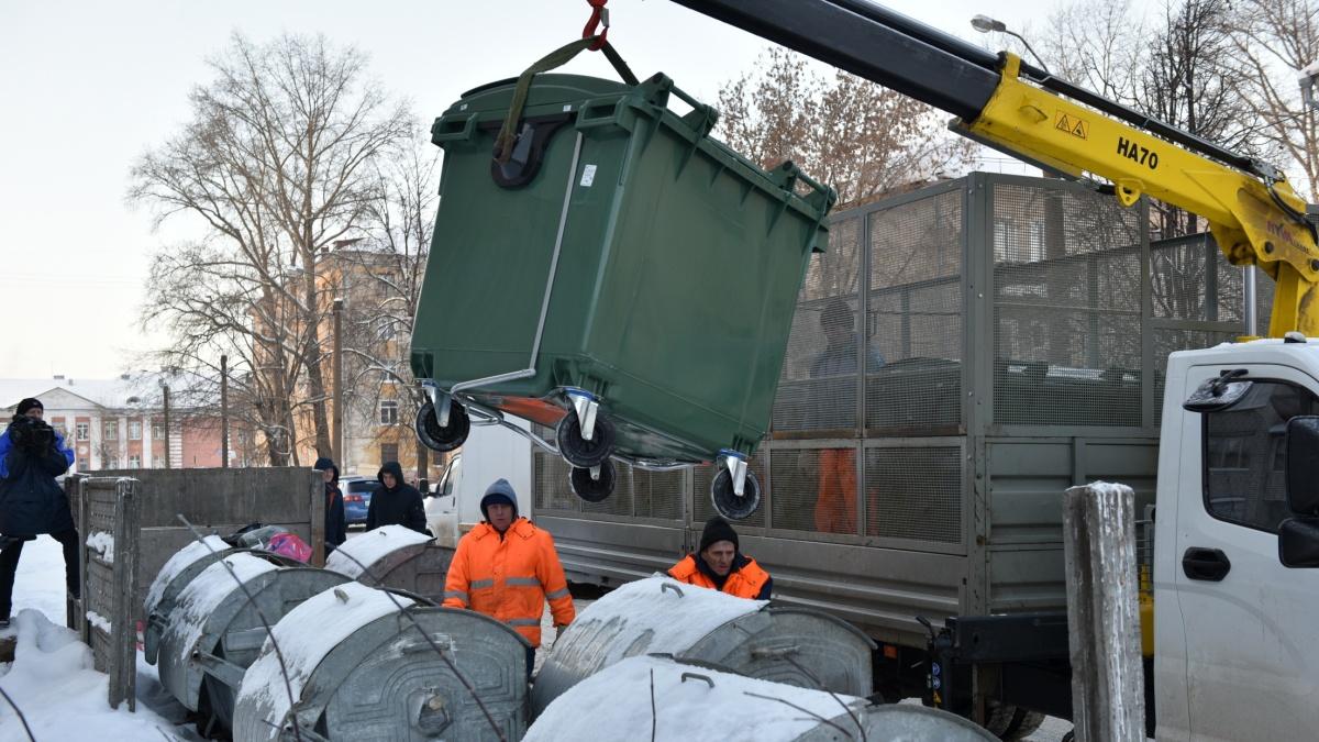 Кировчане смогут платить за мусор в рассрочку
