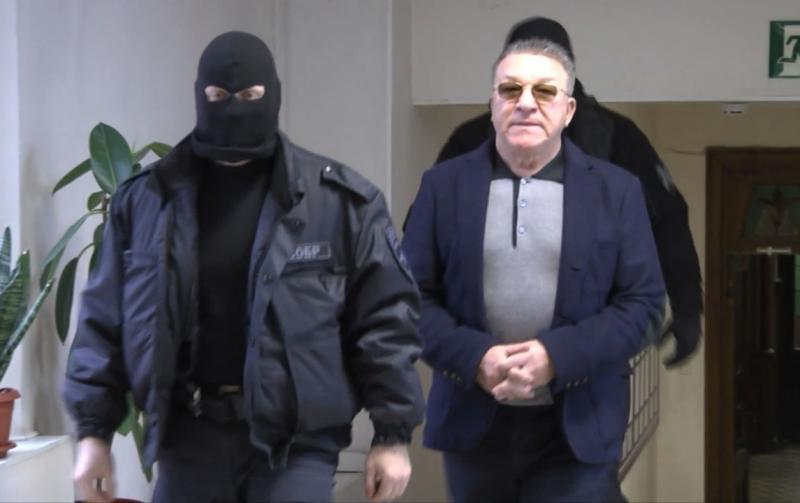 Леонида Яфаркина освободили из СИЗО