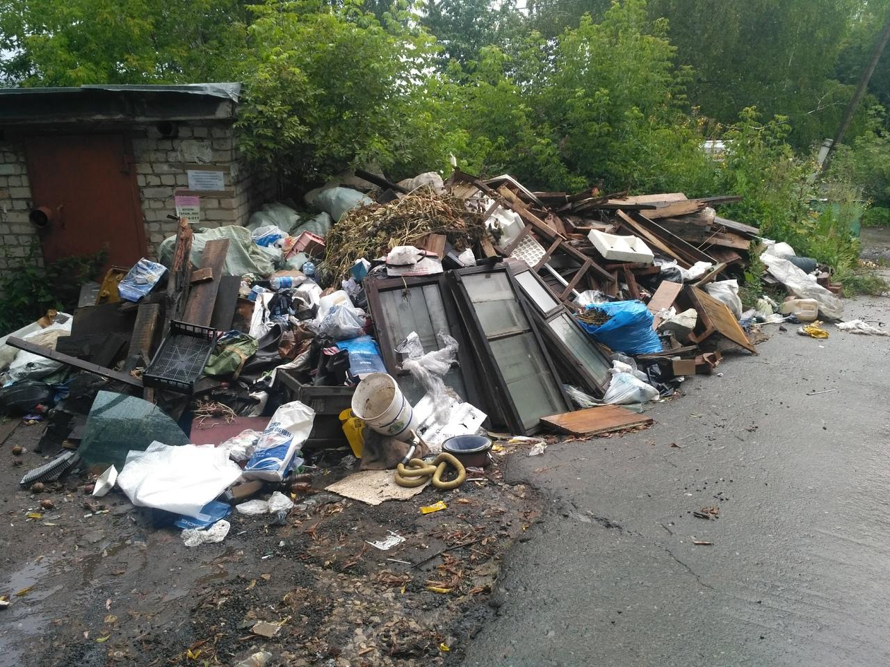 Жителям Санчурского района незаконно начисляли плату за мусор