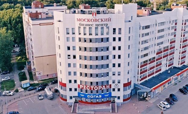 Бизнес-центр «Московский» подешевел на 40 миллионов
