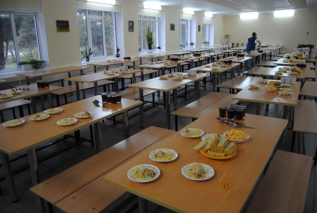 Детей в школе кормили жиром и субпродуктами вместо мяса
