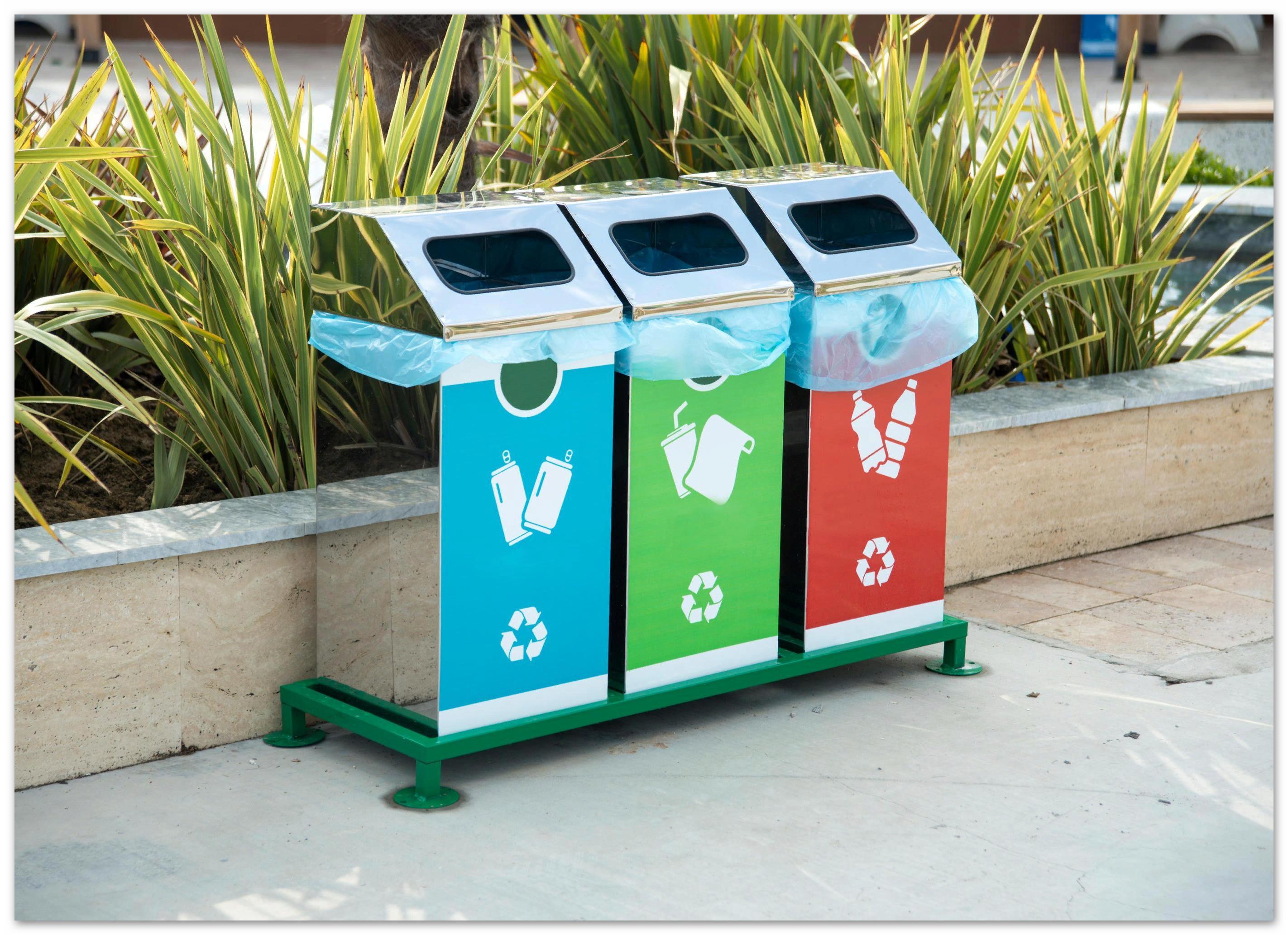 В марте начнется раздельный сбор мусора в Радужном