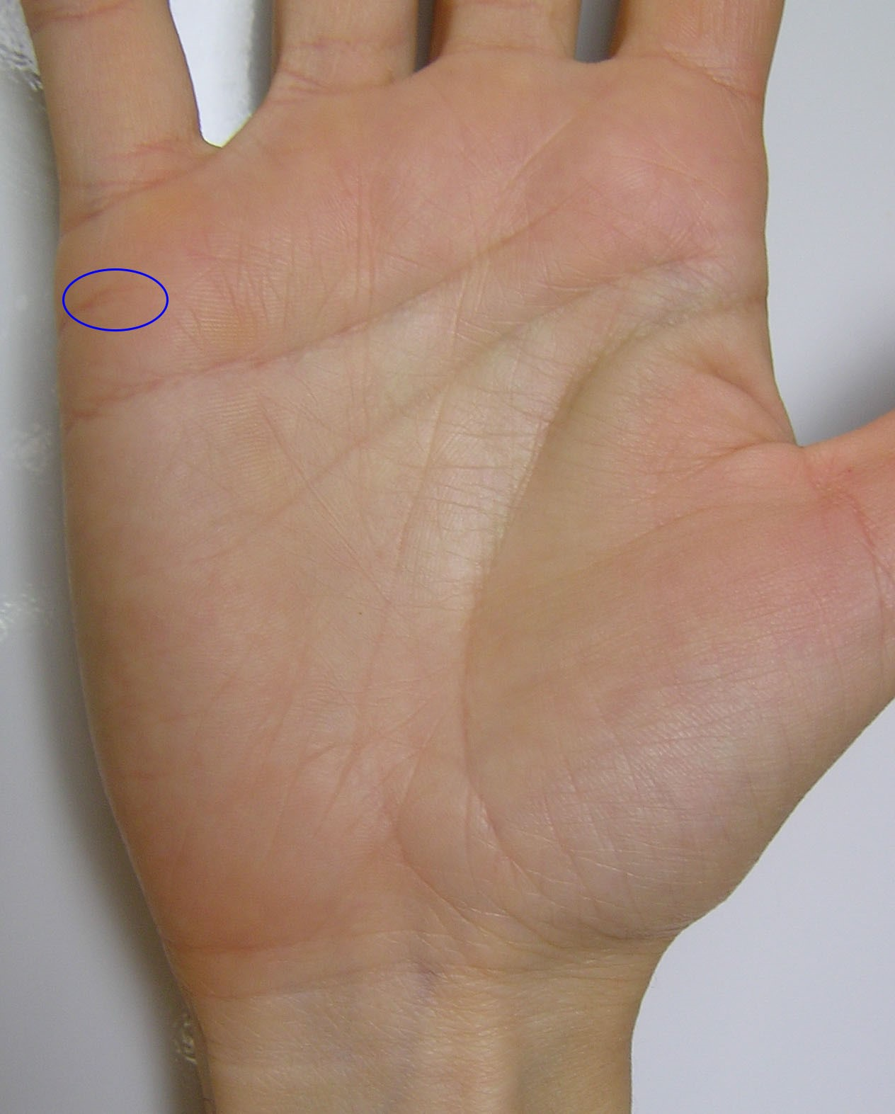 Линия брака на руке: о чем она может рассказать человеку