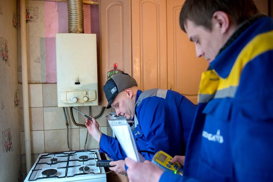 Областной Газпром прекратил поставку газа своим абонентам