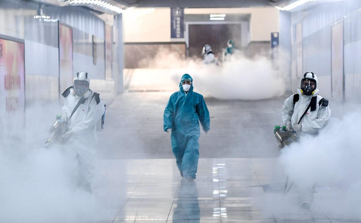 Борьба с коронавирусом требует жертв, а точнее 2,6 млн рублей