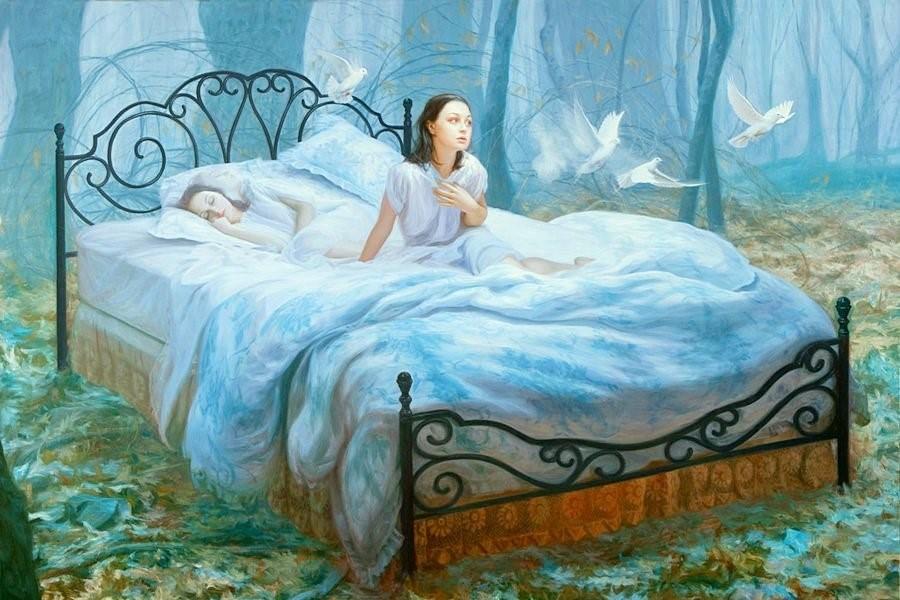 Как загадать вопрос, чтобы ответ пришёл во сне