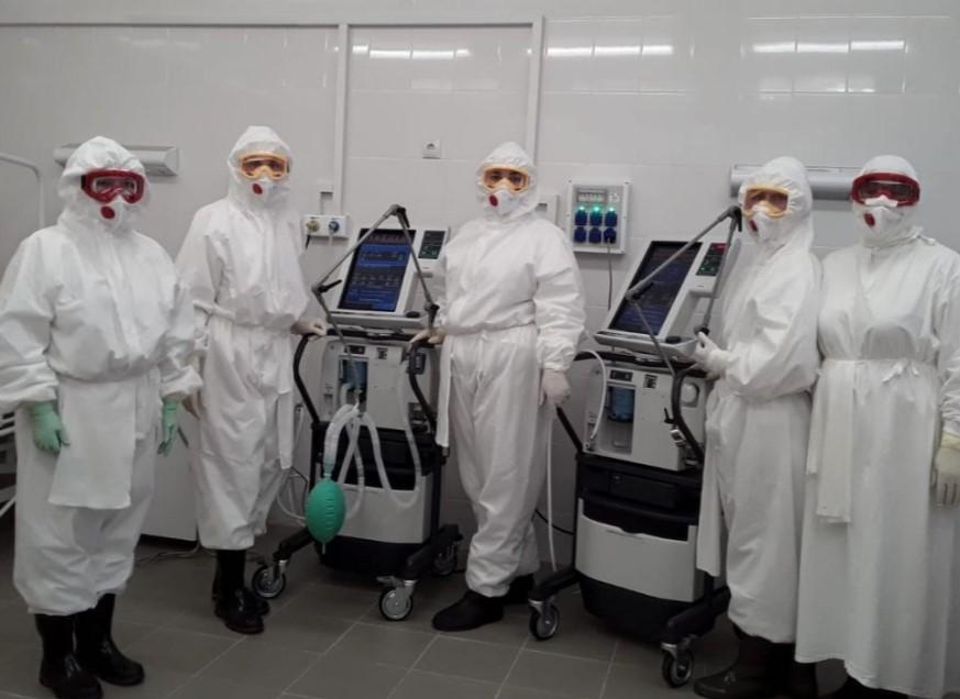 Кировским врачам доплатят за работу с пациентами с коронавирусом