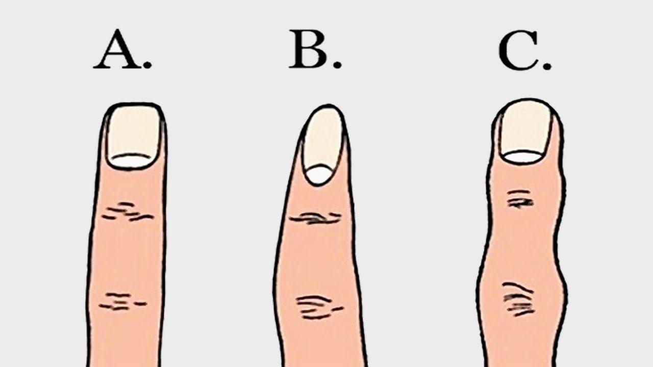 О чем может рассказать форма пальцев в хиромантии