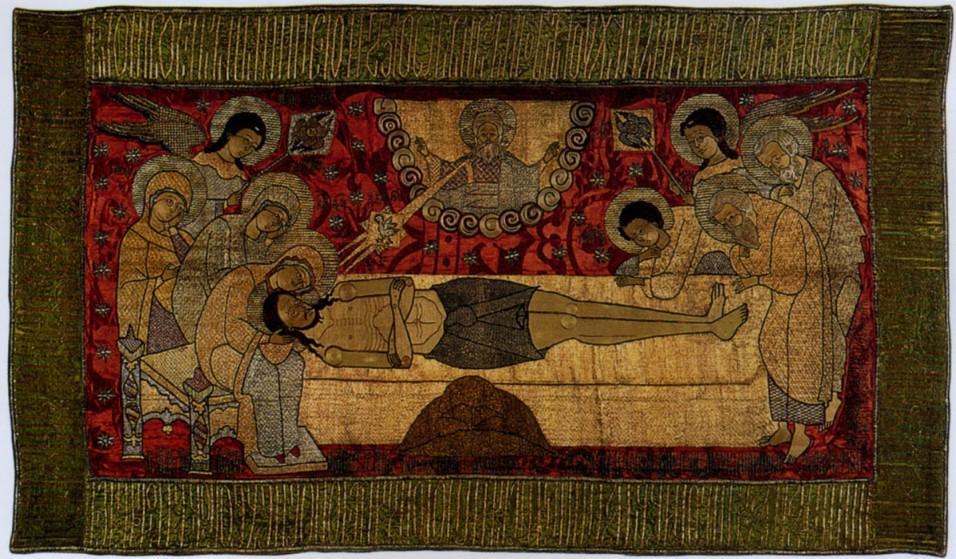 Плащаница 17 века «ушла в отпуск» из Краеведческого музея Кирова