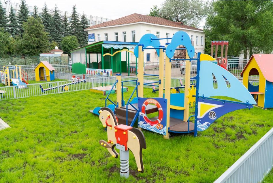 Нацпроект «Демография» открывает двери новых детских садов в регионе