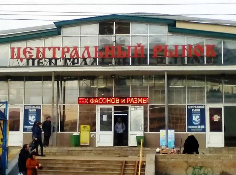 Реконструкция Центрального рынка Октябрьского района: что будет вместо него?