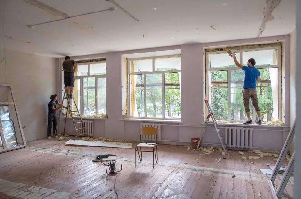 Районы Кировской области получили 54 миллиона рублей на ремонт в школах и детских садах