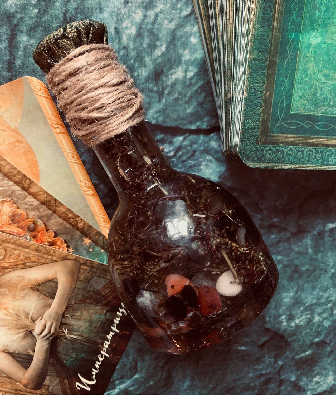 Секрет ведьминой бутылки: привлекаем счастье и богатство в свой дом