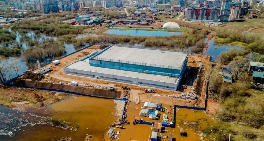 К 650-летию Кирова будут построены 16 объектов инфраструктуры