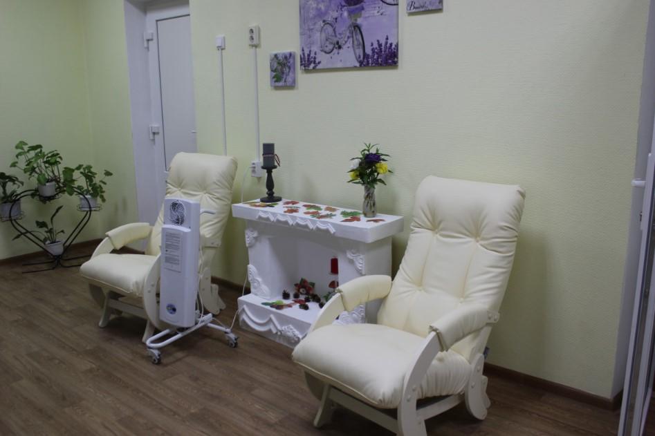 В Кирове завершен ремонт в группах дневного присмотра за пожилыми людьми
