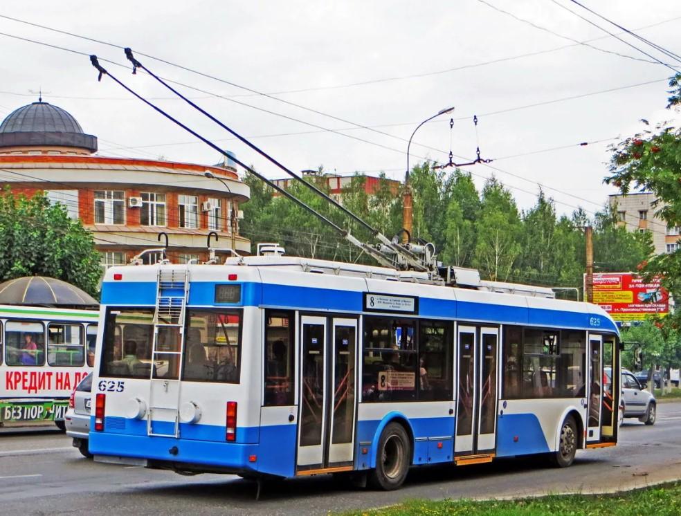 В Кирове проверили состояние парка муниципального транспорта
