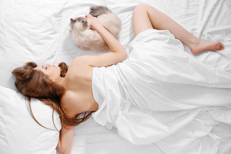 Эротические сны: почему они снятся