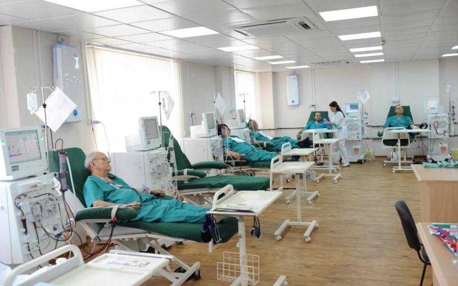 Государственные отделения гемодиализа в Кировской области снова расширились